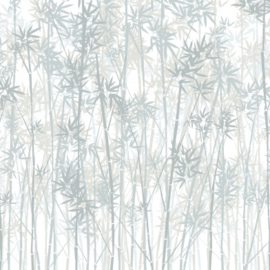 Bamboo Forest : Cool Grey