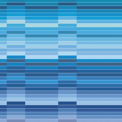 Stripes : Blue