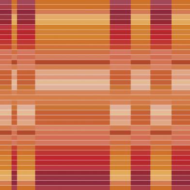Stripes : Orange