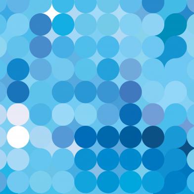 Optropic series 2 : Blue