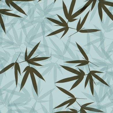 Bamboo : Blue