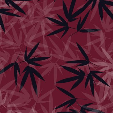 Bamboo : Red