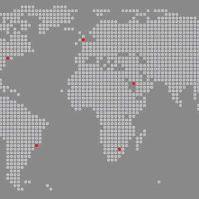 Atlas : Dark Grey and Red