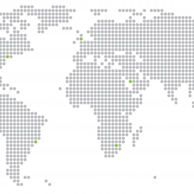 Atlas : Light Grey and Green