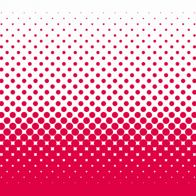 Halftone Fade : Red