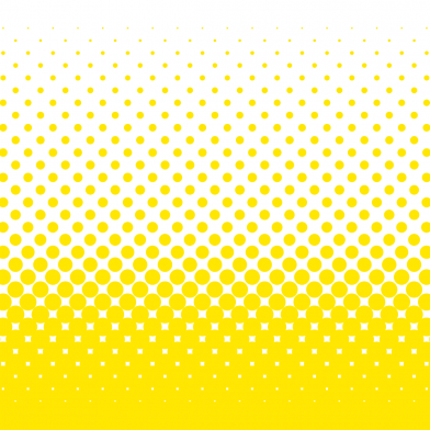 Halftone Fade : Yellow