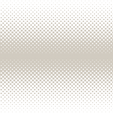 Halftone Double Fade : Taupe