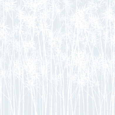 Bamboo Forest : White