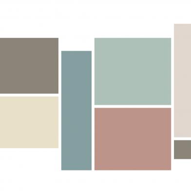 Mondrian : Quilt