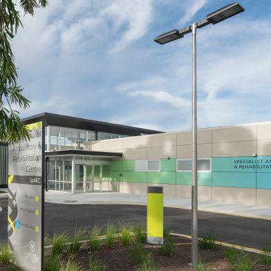 Modbury Hospital – SpARC Rehabilitation building
