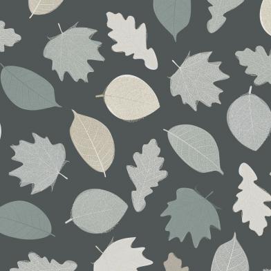 Fall : Dark Green