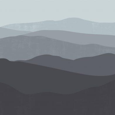 Les Montagnes : Grey