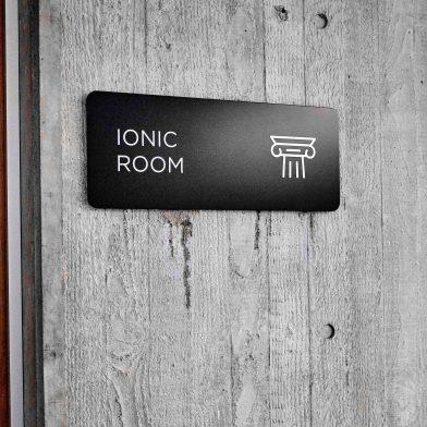 Sydney Masonic Centre – Signage