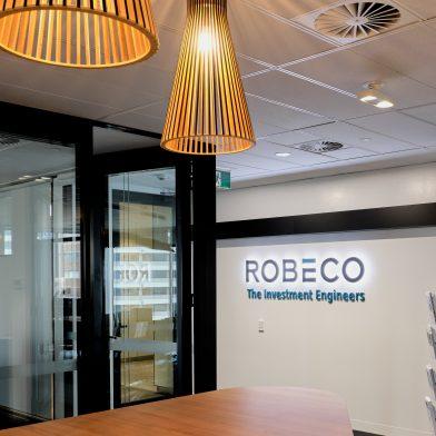 Robeco Signage