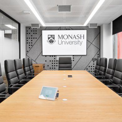Monash University, Caulfield – Business School Student Hub – Stage 2