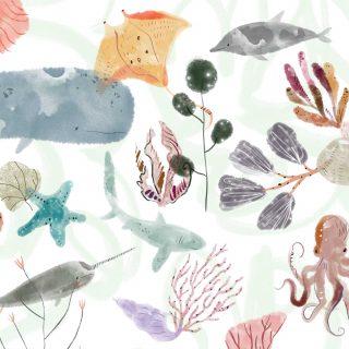 Under The Sea : Kelp